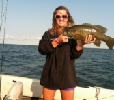 maddie_heavern_lake_erie_smallmouth