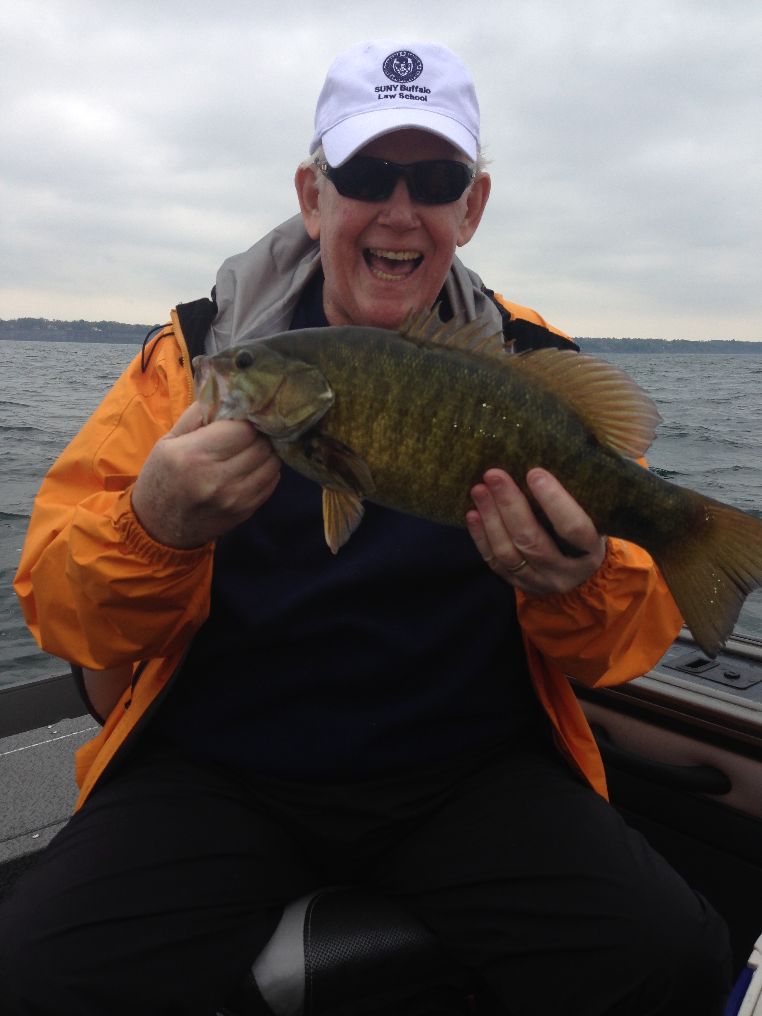 Some pictures from october fishing on lake erie near for Lake erie walleye fishing report