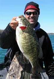 Testimonials lake erie buffalo ny fishing charters for Fishing in buffalo ny
